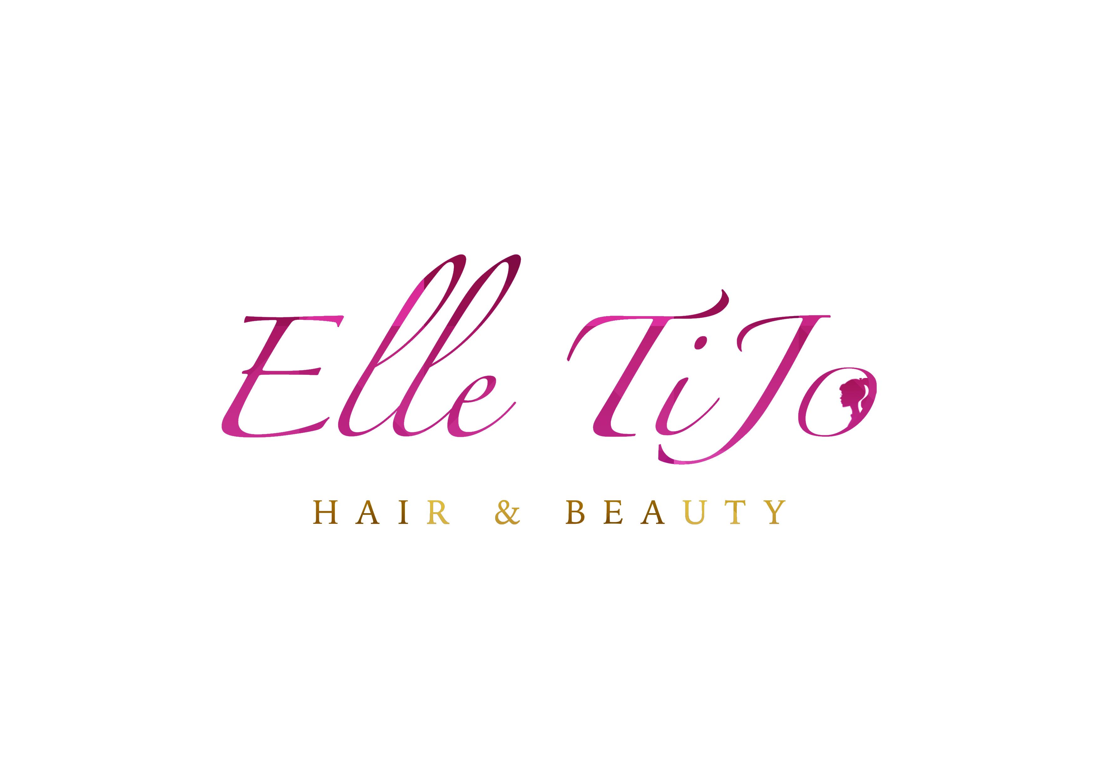 Elle TiJo Hair & Beauty - Logo