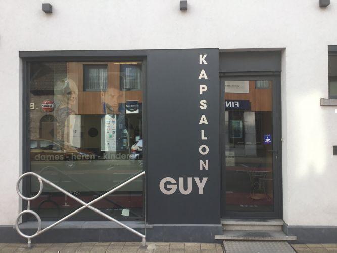 Kapsalon Guy - logo