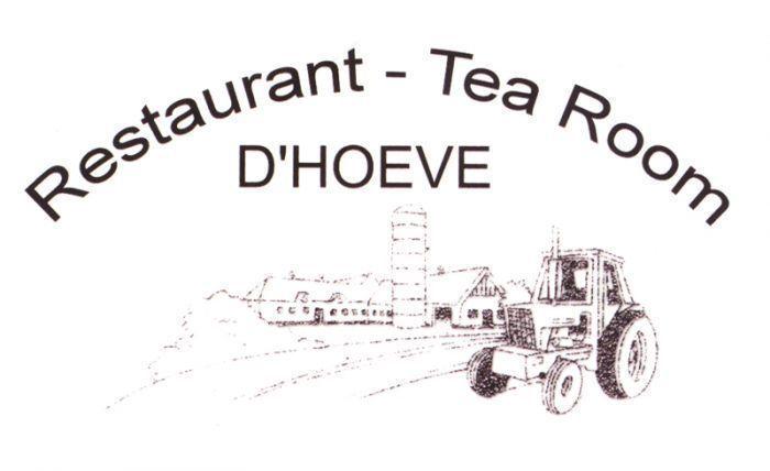 D' Hoeve Restaurant Tea-Room - Logo