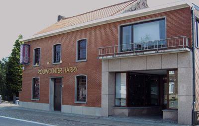 Uitvaartcentrum Harry  - Gevel