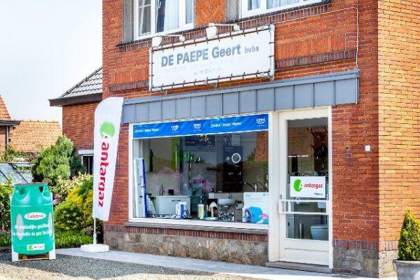 De Paepe Geert bvba - sanitair De Paepe Geert