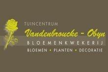 Bloemen Vandenbroucke - Logo