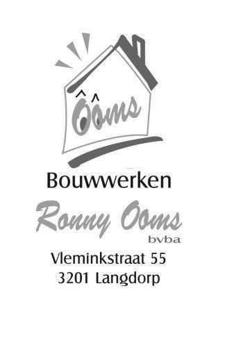 Ooms Ronny bvba