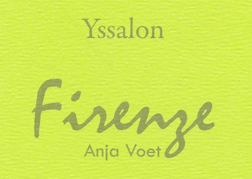 Yssalon Firenze - logo