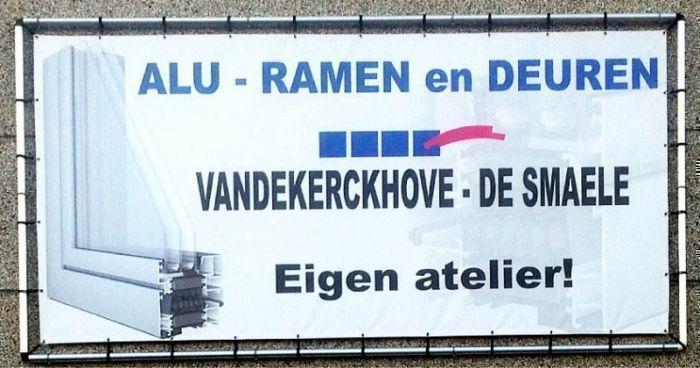 Vandekerckhove-de Smaele Bvba - Logo