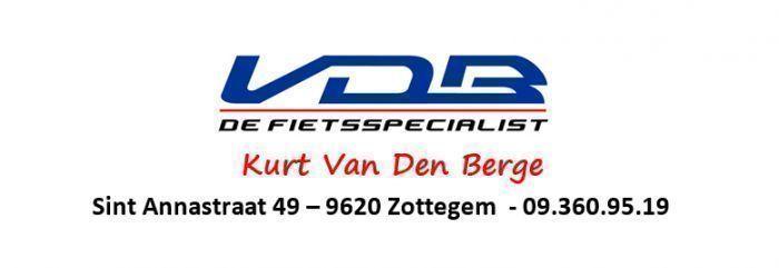 VDB De Fietsspecialist Kurt Van Den Berge