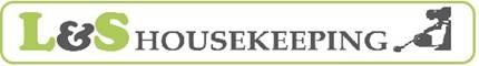 L&S Housekeeping - Logo