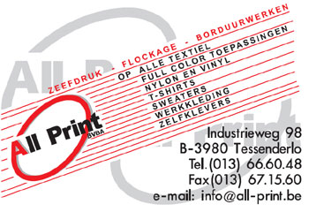 All Print bvba - Al-print bvba
