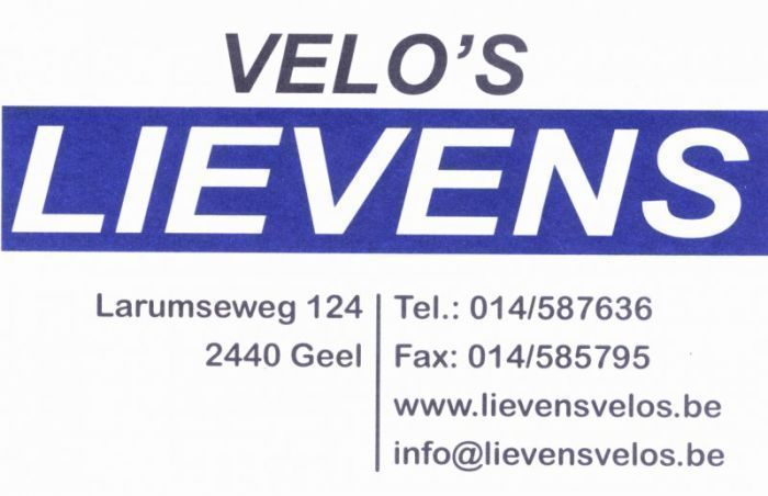 Lievens Velo's - logo