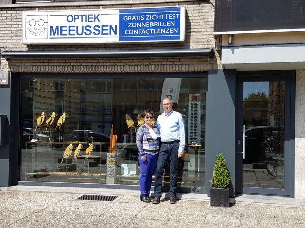 Optiek Meeussen Leo - Welkom in onze vernieuwde zaak !