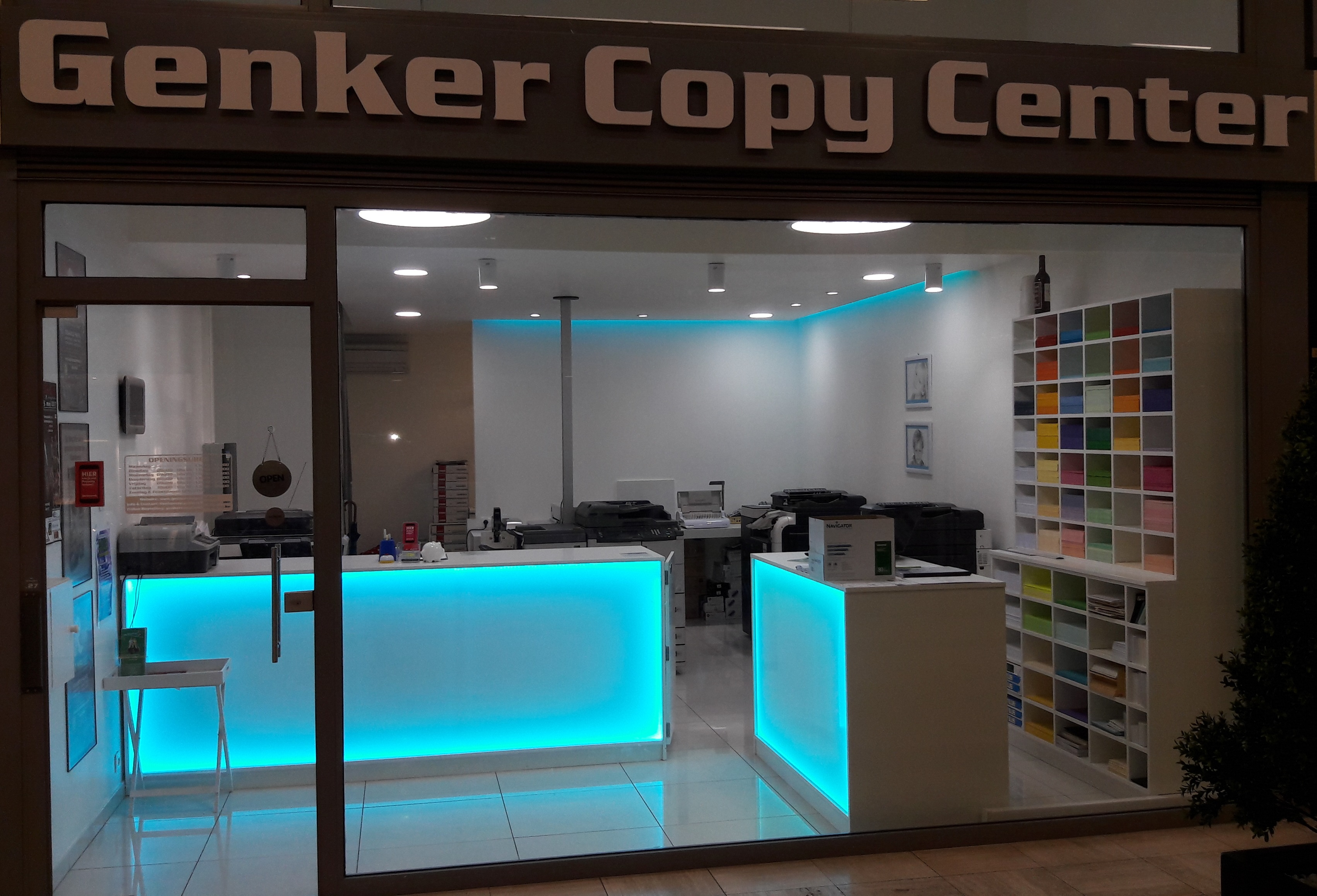 Genker Copy Center
