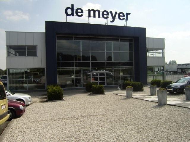 De Meyer nv - gevel