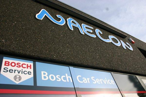 Naecon - Naecon Bosch Car Service
