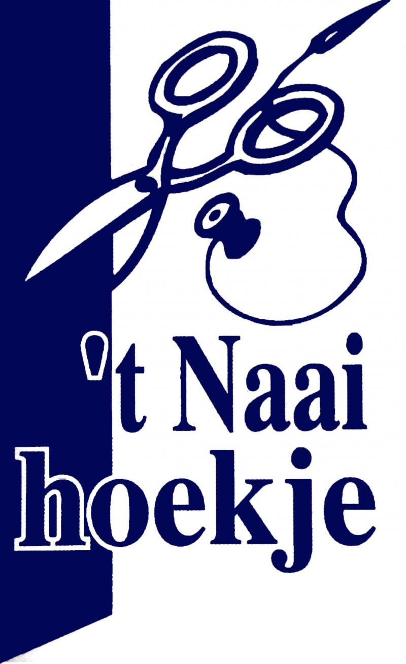Naaihoekje ('t) - Logo