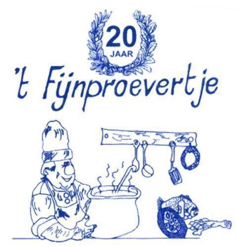 Fijnproevertje ('t) - Logo