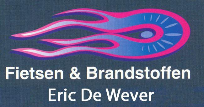 Fietsen en brandstoffen Eric De Wever - Logo