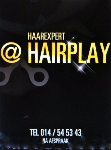 @ hairplay  - @Hairplay