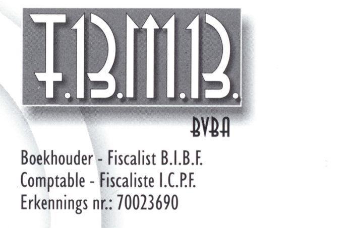 F.B.M.B bvba  - Logo