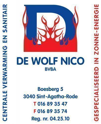 De Wolf Nico bvba - logo
