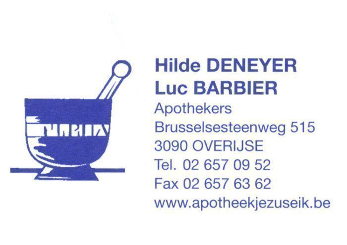 Apotheek Barbier - Deneyer