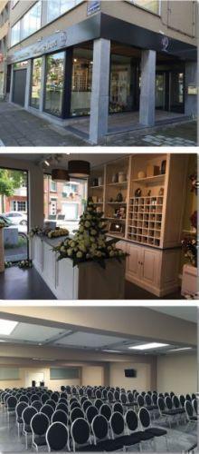 Van Staey - Leurs - Begrafenis aula uitvaart bloemen