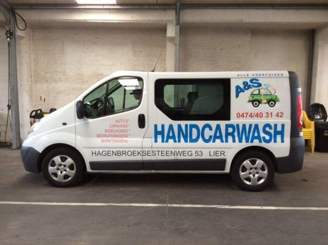 A & S Hand Carwash