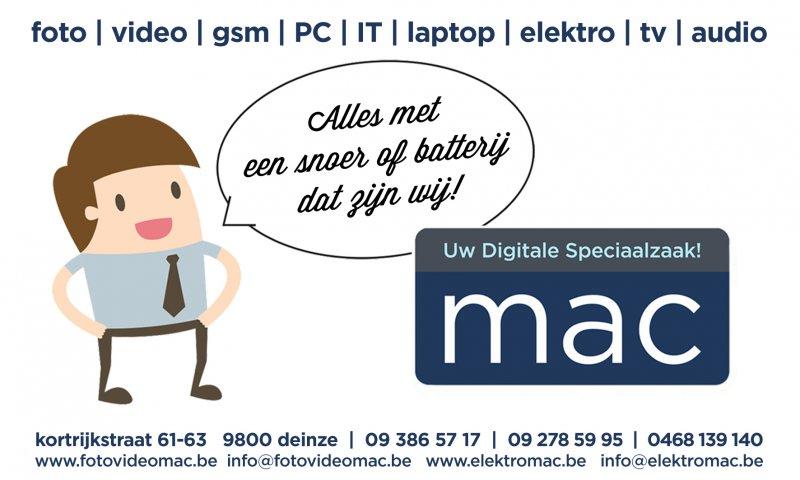 MAC - Logo