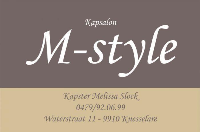M-Style Kapsalon