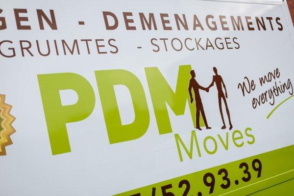 PDM Moves - PDM Moves verhuis