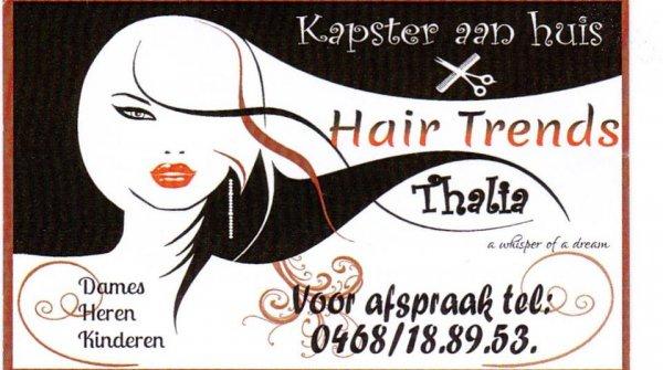 Hair Trends Thalia