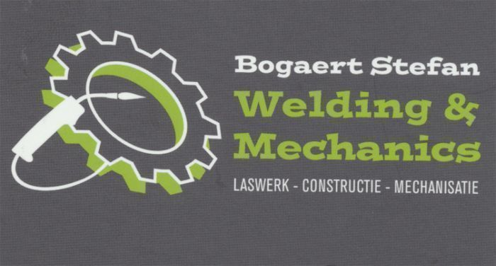 Welding & Mechanics Bogaert Stefan