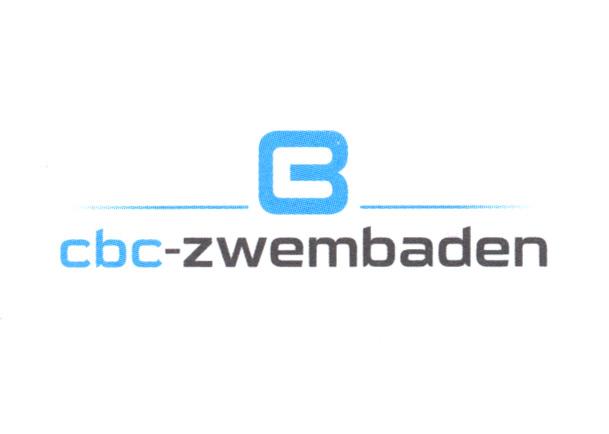 CBC Zwembaden - Logo