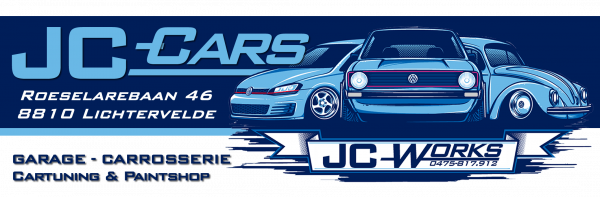 JC Cars - Logo