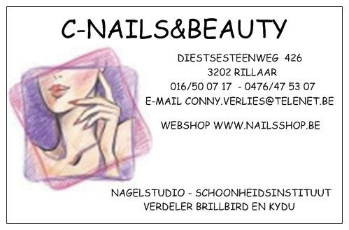 C-Nails & Beauty - Logo