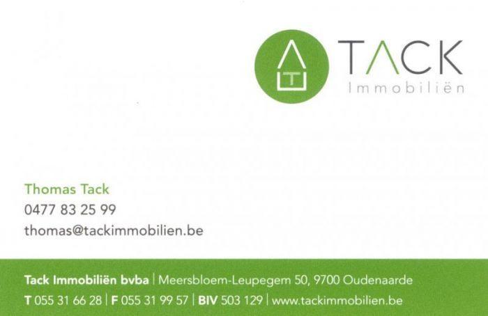 TACK immobiliën - Logo