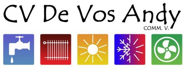 De Vos Andy - sanitair,verwarming,zonneboiler,warmtepomp,ventilatie
