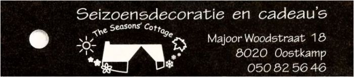 The Seasons Cottage - Logo
