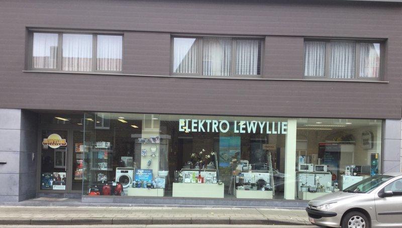 Lewyllie Elektro  - Electro, vele keuze in onze winkel van grote en kleine huishoudapparaten.