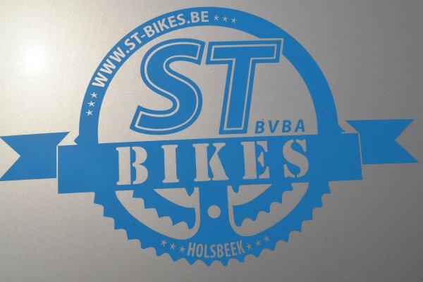 ST-Bikes - Logo ST-Bikes