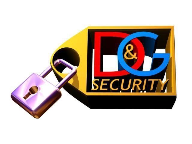 D&G Security - Logo d&g security