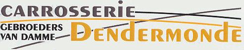 Carrosserie Dendermonde Gebroeders Van Damme  - carrosserie dendermonde