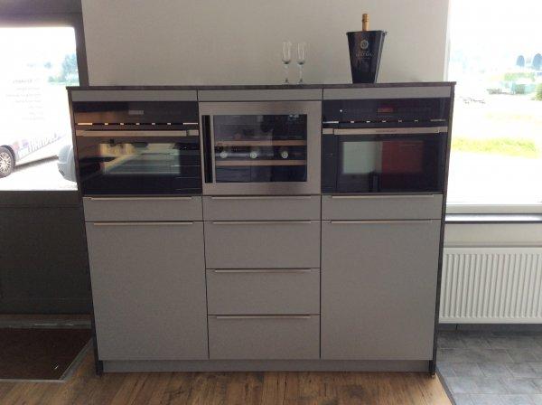 T.R. Keukens - Oven - wijnkoeler en stoomoven