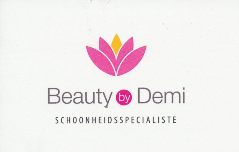 Beauty By Demi  - Logo