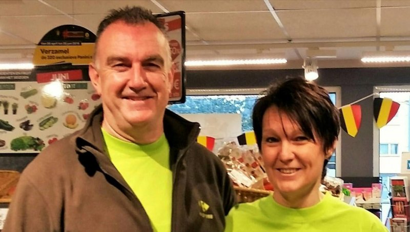 Carrefour Express Merksplas - Luc en Suzy