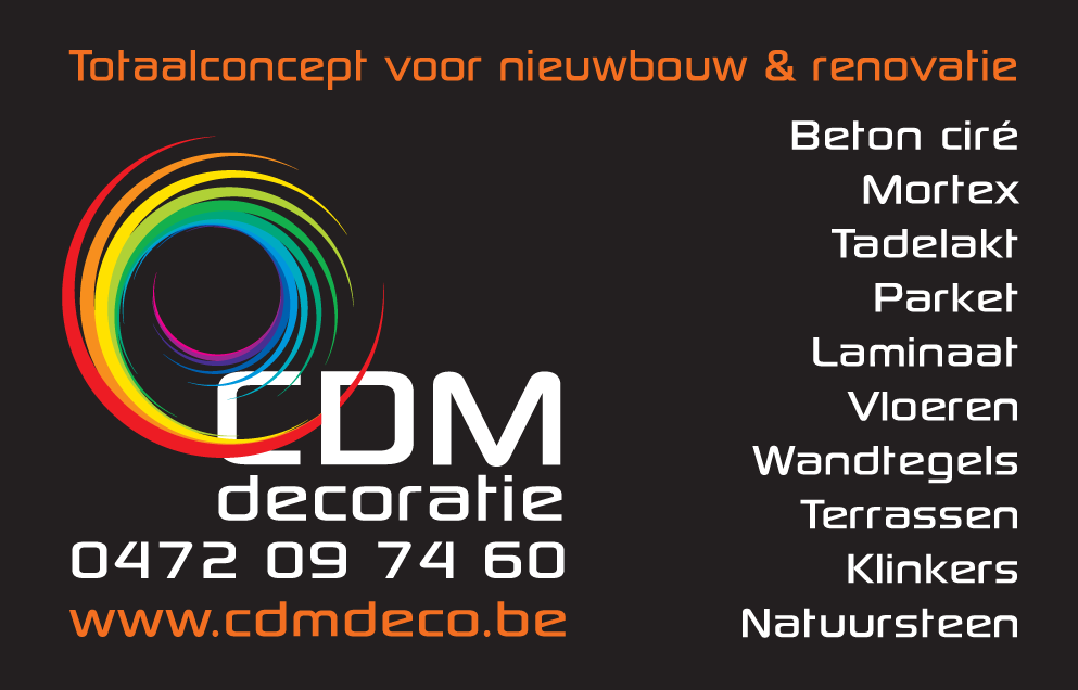 CDM Deco - Logo