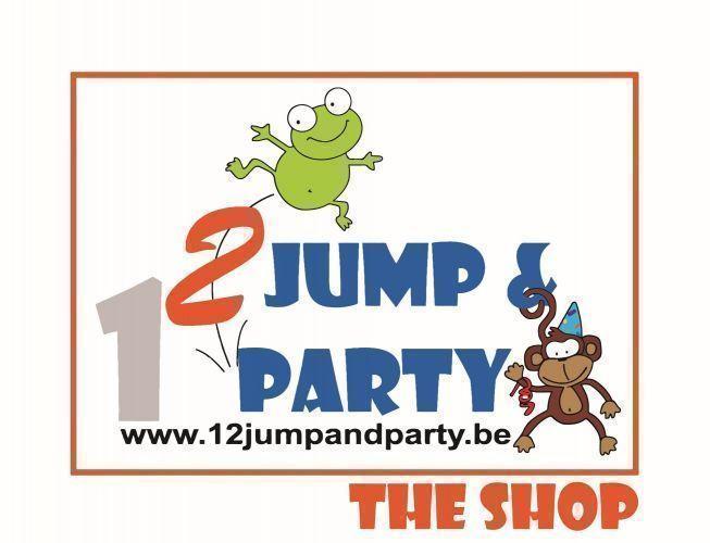 1 2 Jump & Party - Logo