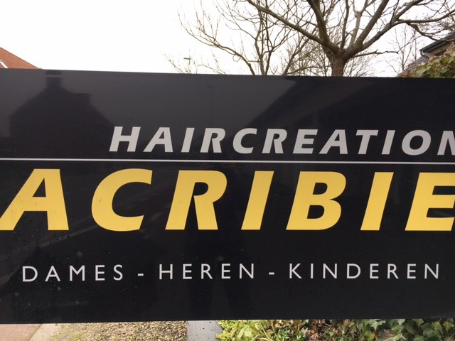 Haircreation Acribie - Logo
