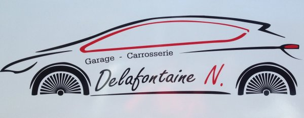 Garage Delafontaine - Logo