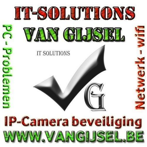 IT-Solutions Van Gijsel - Logo