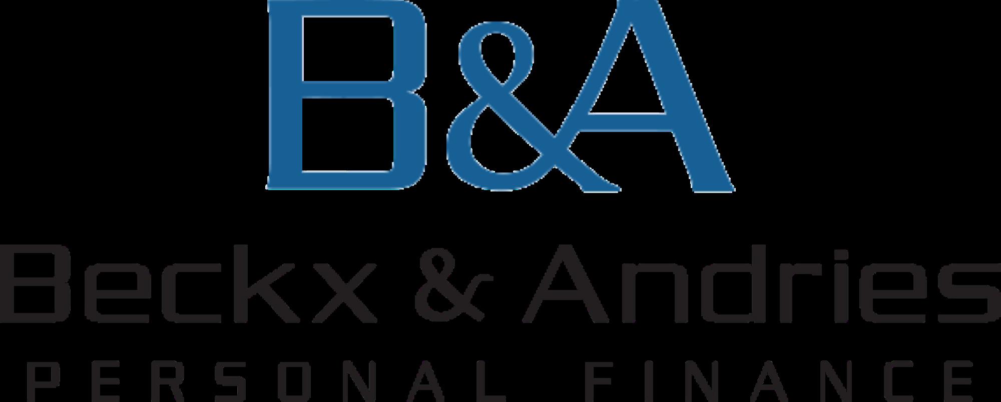 B & A - Beckx & Andries - B&A